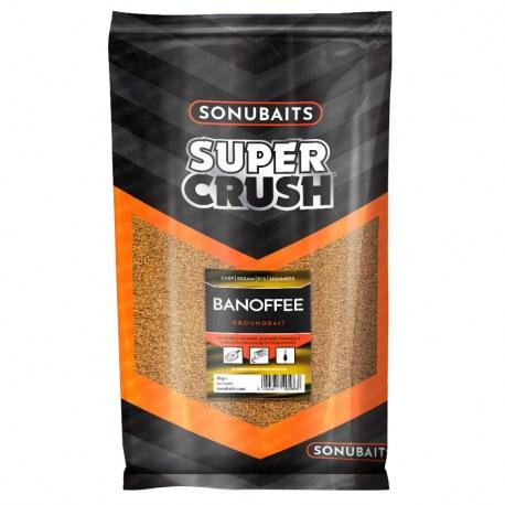 Sonubaits Supercrush Banoffee 2kg