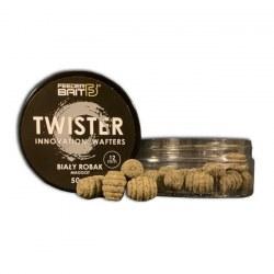 Feeder Bait Twister Maggot - Biały Robak 12mm