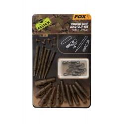 Fox Edges Camo Lead Clip Kit