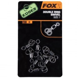 Fox Double Ring Swivel - 7