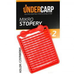 Undercarp Mikro stopery – żółte