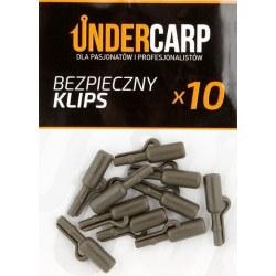 Undercarp Bezpieczny klips zielony