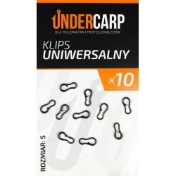 Undercarp Klips uniwersalny S