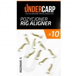 Undercarp Pozycjoner Rig Aligner rozmiar S – zielony