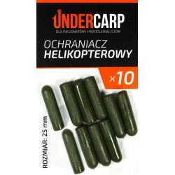 Undercarp Łącznik gumowy zielony