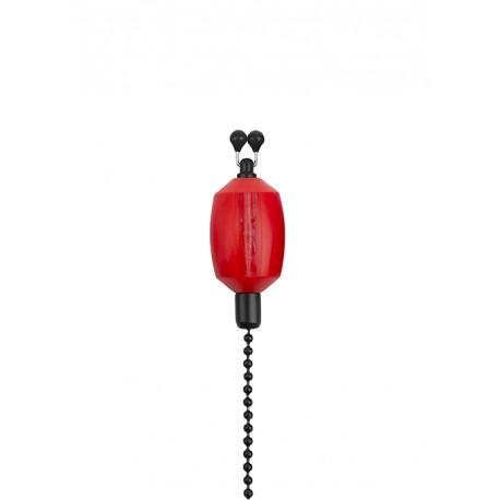 Fox Black Label Dumpy Bobbin Red - Czerwony