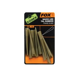 Fox Power Grip Naked Line Tail Rubbers
