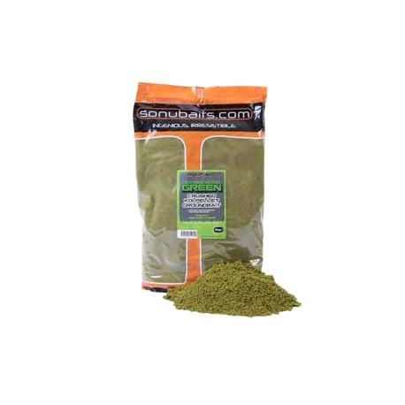 Sonubaits Supercrush Green 2kg