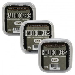 Sonubaits S-Pellets Hali Hookers 6mm
