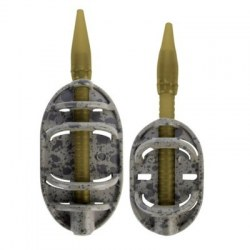 Preston Innovations ICS In-Line Dura Flat Method Small 45g