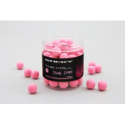 Sticky Baits The Krill Pink Ones Pop-Ups 12mm/100g