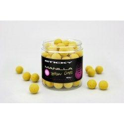 Sticky Baits Manilla Yellow Ones Wafters 16mm/130g