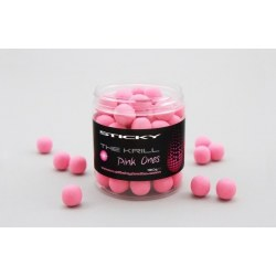 Sticky Baits The Krill Pink Ones Wafters 16mm/130g