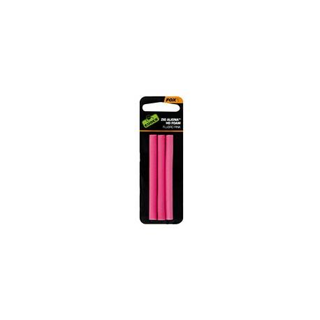 Fox Zig Aligna Foam - Fluoro Pink 3 szt