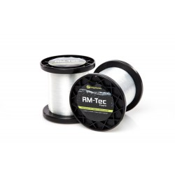 Ridge Monkey RM Tec Fluoro 20lb (9,1kg) 0,37mm Clear 1000m