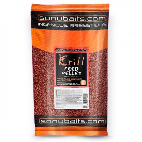 Sonubaits Krill Feed Pellet 2mm 900g
