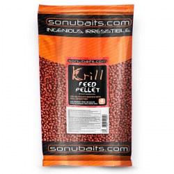 Sonubaits Krill Feed Pellet 4mm 900g