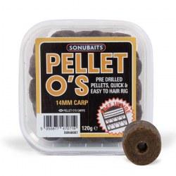 Sonubaits Carp Pellet O's 14mm