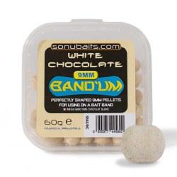 Sonubaits Band'um 9mm - White Chocolate