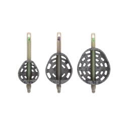 Preston Innovations ICS Elasticated Dura Banjo Feeder Small 45g