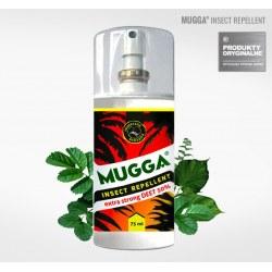 Mugga Spray 50% DEET - Preparat na komary i kleszcze