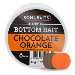 Sonubaits Band'um 6mm - Chocolate Orange