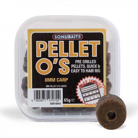 Sonubaits Carp Pellet O's 8mm