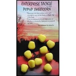 Enterprise Tackle Popup Sweetcorn Flavored