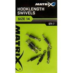 Matrix Hooklength Swivels Size 18