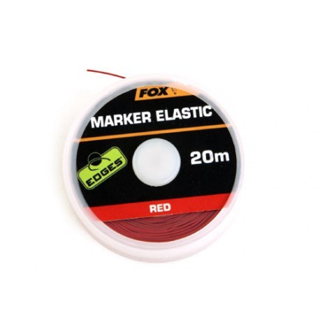 Fox Marker Elastic 20m Red