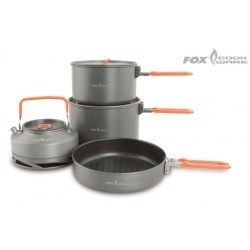 FOX Cookware Set - 4pc Large Set