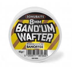 Sonubaits Band'Um Wafters 8mm Banoffee