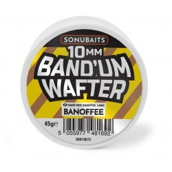 Sonubaits Band'Um Wafters 10mm Banoffee