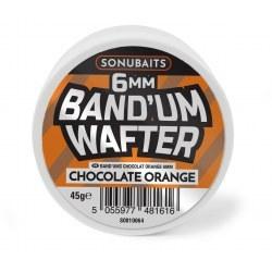 Sonubaits Band'Um Wafters 6mm Chocolate Orange