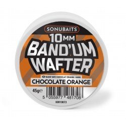 Sonubaits Band'Um Wafters 10mm Chocolate Orange