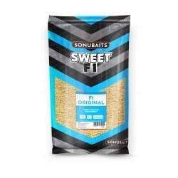 Sonubaits Sweet F1 Groundbait 2kg