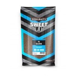 Sonubaits Sweet F1 Dark Groundbait 2kg