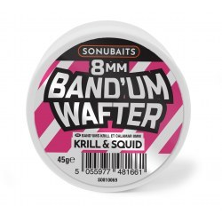 Sonubaits Band'Um Wafters 8mm Krill & Squid