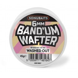 Sonubaits Band'Um Wafters 6mm Washed Out