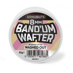 Sonubaits Band'Um Wafters 8mm Washed Out