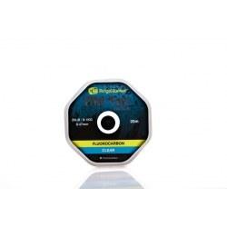 Ridge Monkey RM Tec Flourocarbon Hooklink 15lb Clear
