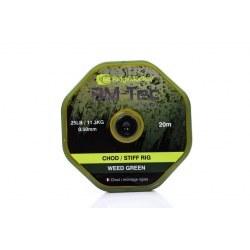 Ridge Monkey RM Tec Chod Stiff Rig 20lb Weed Green