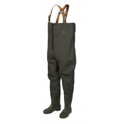 Fox Lightweight Green Waders Size 45