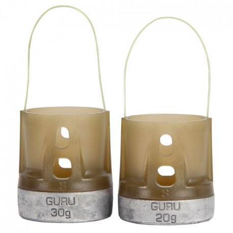 Guru Distance Feeder Solid Small 40g+50g