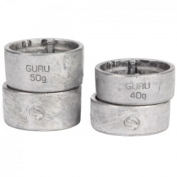 Guru X-Change Distance Feeder Weights Heavy