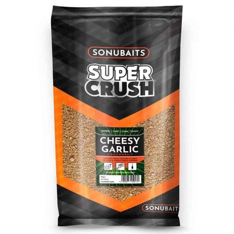 Sonubaits Cheesy Garlic Crush 2kg