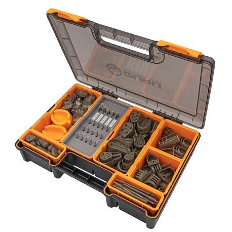 Przykładowe możliwości wyposażenia Guru Feeder Box