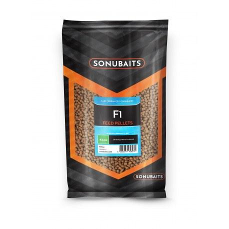 Sonubaits F1 Feed Pellet 4mm 900g