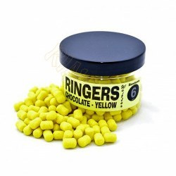 Ringers Yellow Chocolate Wafters 6mm