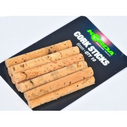 Korda Spare Cork Sticks 6mm
